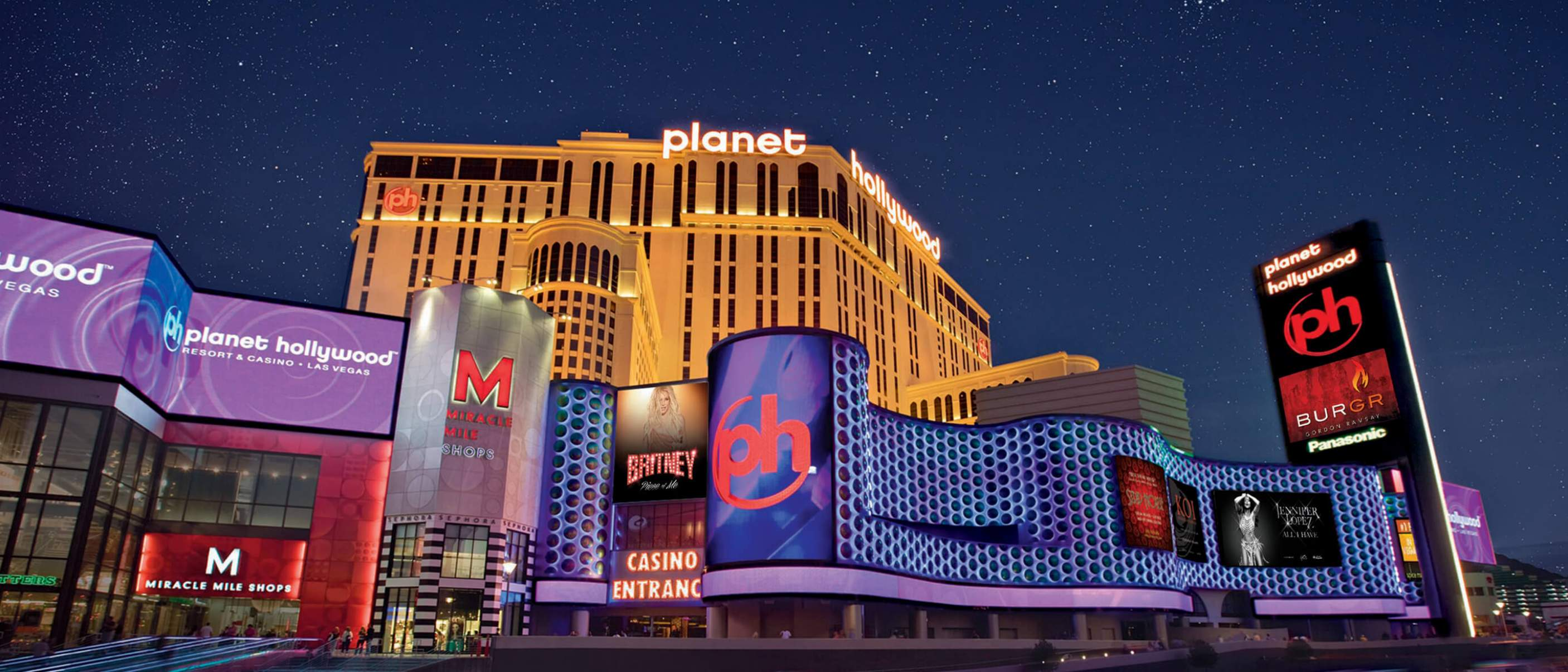 planet hollywood las vegas casino
