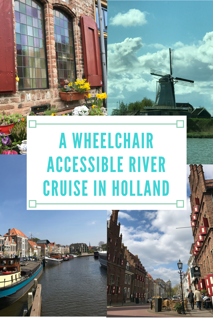 wheelchair accessible river cruise in holland