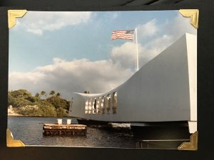uss arizona memorial pearl harbor hawaii world war II