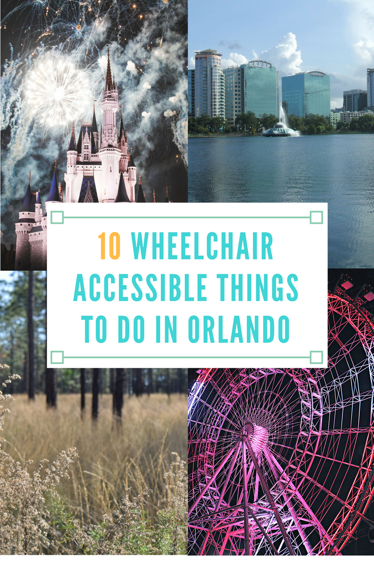 wheelchair accessible things to do in orlando