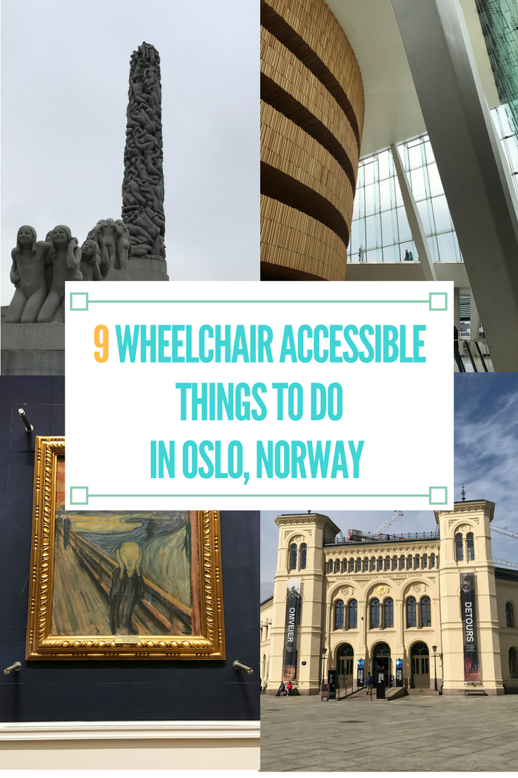 wheelchair accessible and friendly things to do in oslo norway