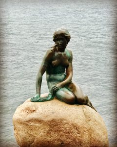 the little mermaid copenhagen denmark