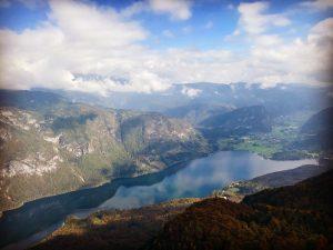 ljubljana slovenia lake bled vogel gondola
