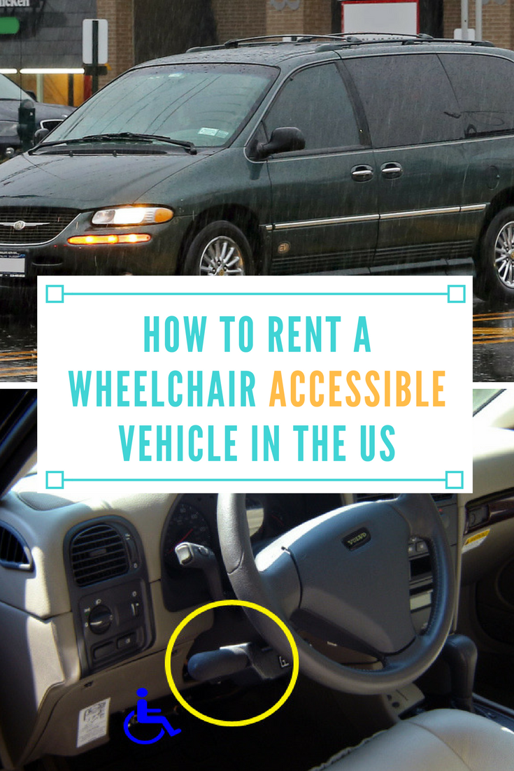 how to rent a wheelchair accessible vehicle in the us spin the globe. Black Bedroom Furniture Sets. Home Design Ideas